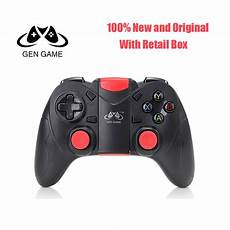 9618 Wireless Joystick Gamepad Bluetooth by S6 Wireless Bluetooth Gamepad Bluetooth 3 0