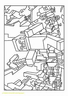 minecraft coloring pages at getcolorings free