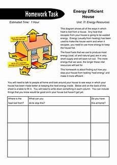 the energy efficient house homework by dazayling