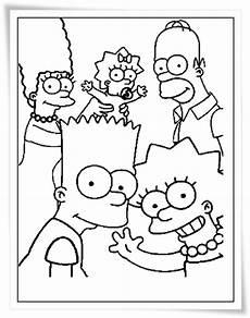 Ausmalbilder Zum Ausdrucken Kostenlos Simpsons Malvorlagen Erwachsene Kostenlos