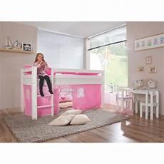 lit mezzanine design chambre enfant lit sur 233 lev 233 et blanc comforium