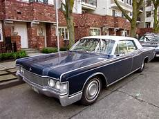 Lincoln Continental 4 - seattle s classics 1968 lincoln continental 4 door hardtop