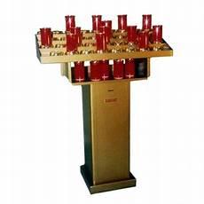 candelieri votivi candeliere votivo elettrico con ceroni ad interruttore