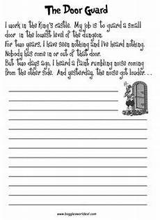 creative writing worksheets for grade 4 22885 creative writing worksheets 3rd grade creative writing prompts