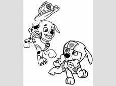 Paw Patrol Coloring Pages   Free coloring pages printable