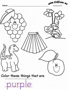 color purple worksheets for kindergarten 12930 preschool worksheets support learning at home with these helpful printable worksheets color