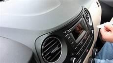hyundai i10 audio project original factory oem radio
