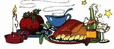 Christma Dinner Clipart