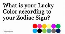 Sternzeichen Und Farben - what is your lucky color according to your zodiac sign