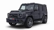 Mercedes Brabus G Wagon