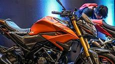 Modifikasi Cb150r 2018 by Modifikasi Honda Cb150r 2018 Pakai Kaki Kaki Cbr250rr