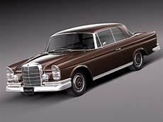 3d Car Classic Antique Mercedes Model