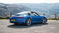 porsche targa 4s porsche 911 targa 4s 2016 review car magazine