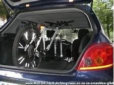 fahrradtransport im auto was es so zu erz 228 hlen gibt