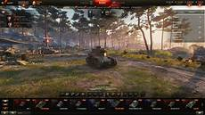 wot garage did you guys see the chieftain tank in the screenshot on