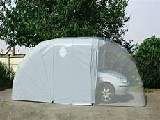 copertura box auto coperture auto box in pvc chiocciola cm 250x470xh200