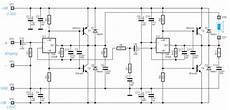 400 Watt Hi Fi Stereo Power Lifier Circut Tda2030