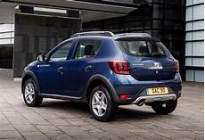 Dacia Sandero Stepway Review Parkers
