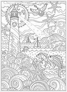 Ausmalbilder Erwachsene Meer Ausmalbilder Erwachsene Meer Tiffanylovesbooks