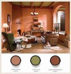 southwest paint colors for living room love the color palette in this sunken and pueblo