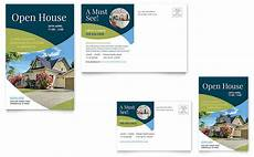 post card template for publisher for sale by owner postcard template word publisher