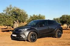Essai Toyota C Hr Hybride Premier Contact