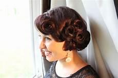 vintage updo wedding updo classy updo wedding hair classic vintage wedding updo style 1920