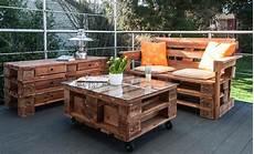 Gartenmöbel Mit Europaletten - gartenm 246 bel aus europaletten paletten diy