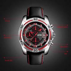 Skmei Jam Tangan Analog skmei jam tangan analog pria 9156 blue