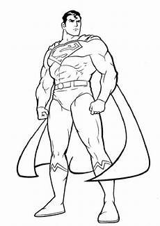Malvorlagen Superman Drucken Superman 9 Ausmalbilder Malvorlagen
