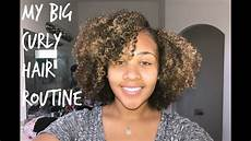 my big curly hair routine quot wash and go quot youtube