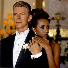 David Bowie Iman david bowie and iman s changed how i thought about