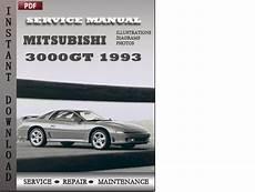 how to download repair manuals 1998 mitsubishi gto user handbook mitsubishi 3000gt 1993 service repair manual tradebit