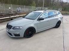 Der Graue Vom Kerl 5e Showroom Octavia Rs