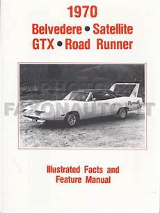 1970 gtx wiring diagram 1970 belvedere satellite road runner and gtx wiring diagram manual