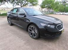 1fahp2kt4hg117025 2017 ford taurus sho 8 miles black 4dr car turbo premium unleaded v 6 3 5 l
