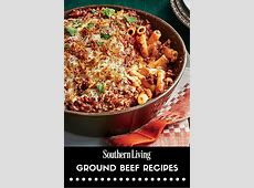 Our Best Ever Ground Beef Dinners   Greek baked ziti