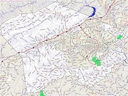 Image result for Tennessee Cities Map