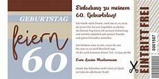 originelle einladungskarten 60 geburtstag pers 246 nliche