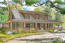 country house plans wrap around porch rustic country home plan with wraparound porch 70552mk