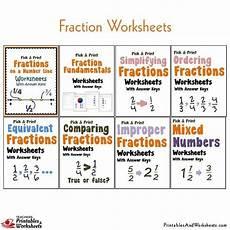 fraction worksheets and answers 3837 fraction worksheets mega bundle printables worksheets