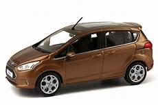 1 43 ford b max 2012 braun brown dealer edition oem