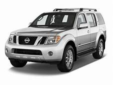 2012 Nissan Pathfinder Review Prices & Specs