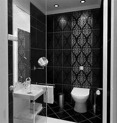 Black Tile Bathroom Ideas 10 Gorgeous Bathrooms With Black Tile