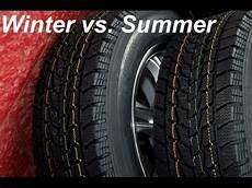 Winter Vs Summer Tires What Is The Difference What