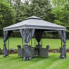 replacement canopy for buckingham 3x4 graphite grey frame