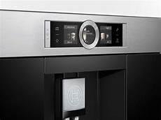 Bosch Ctl636es1 Einbau Kaffeevollautomat Edelstahl Kaffee