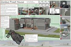 zombie proof house plans great site for zombie apocalypse living zombie proof