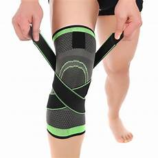 knee sleeve knee support brace sleeve with adjustable for