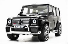 Brabus Program For The Mercedes G Class Autovox